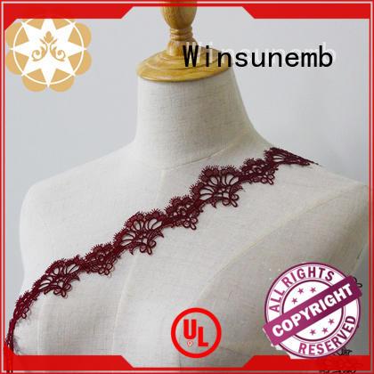 Winsunemb trims lace trim shop now for lingerie