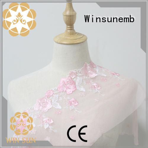 Winsunemb high-end lace ribbon grab now for bedclothes