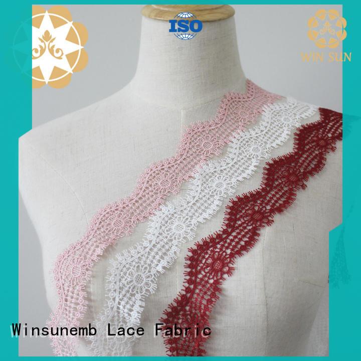 popular lace trim crown for manufacturer for DIY