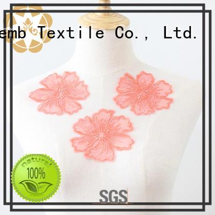 floral sewing craft applique designs Winsunemb Brand