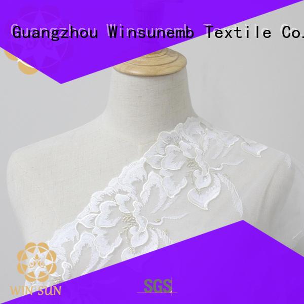 Winsunemb exquisite elastic laces for manufacturer for DIY