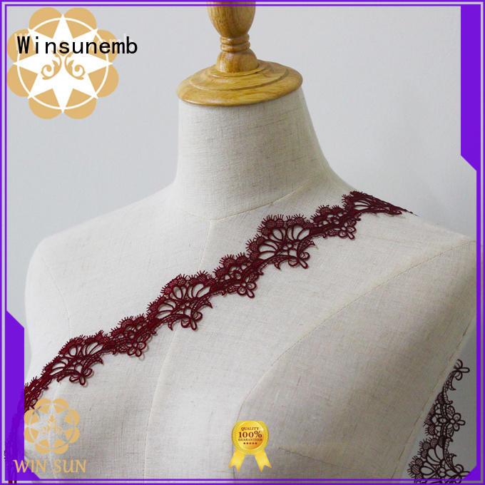 fine qualtiy elastic laces floral order now for DIY