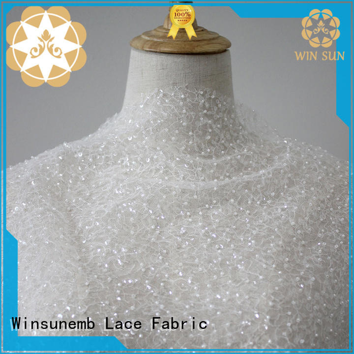Winsunemb childhood lace fabric by the yard grab now for apparel