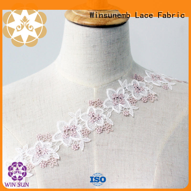 high quality stretch lace trim order now for bedclothes