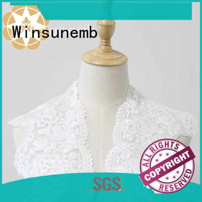 stretch lace trim woman bulk production for fashion garment