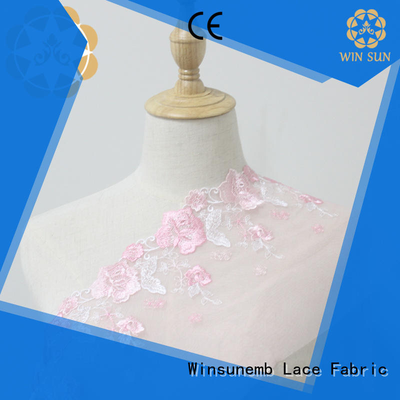 high-end lace trim by the yard mulberry for lingerie