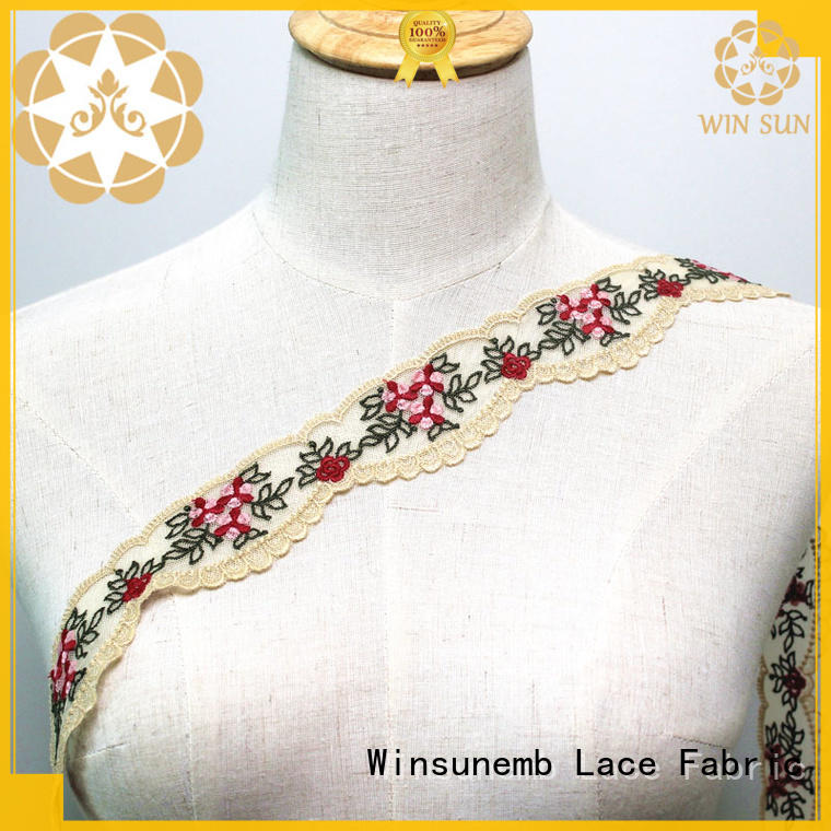 exquisite lace ribbon gold for lingerie