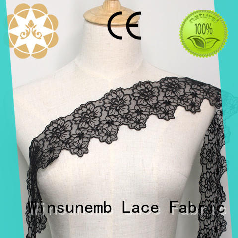 lace fabric robes for DIY Winsunemb
