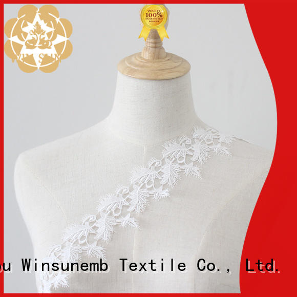 competitive price elastic laces costumes producer for bedclothes