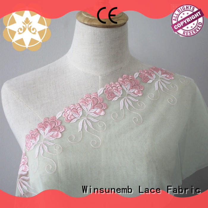wedding buy lace fabric online order now for apparel Winsunemb