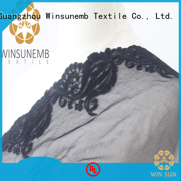 Winsunemb lace ribbon for DIY